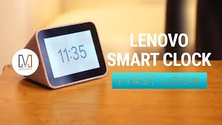 How smart is the Lenovo Smart Clock?