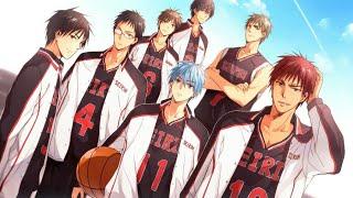 Баскетбол Куроко 1 фильм