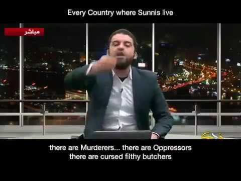 Wherever Sunnis Exist, Violence Exists