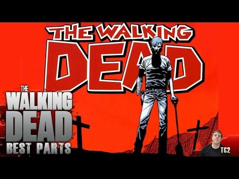 The Walking Dead Comic Book Series Special – A Look Back at the Best Parts of Dead!