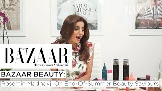Baixar Rosemin Madhavji's Instagram Beauty Hacks | Bazaar Beauty | Harper's Bazaar Arabia