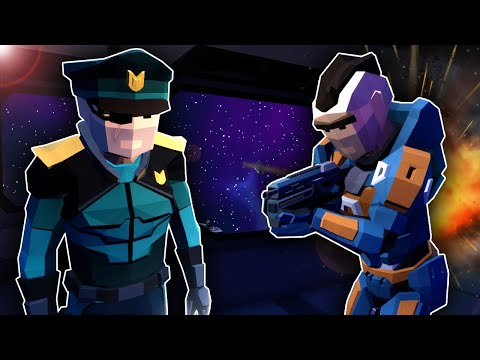 We Launched a Massive Torpedo Barrage to Destroy the Enemy Ship! - Deep Space Battle Simulator |