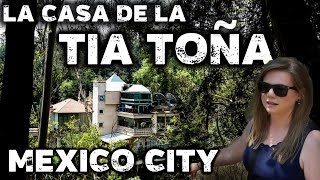 Haunted House of Aunt Toña - Mexico City Ghost Story