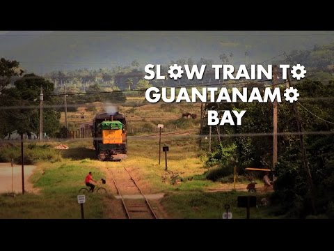 Chris Tarrant: Extreme Railway Journeys - Episode 4 Slow Train to Guantanamo Bay (Preview)