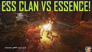 """ESS CLAN VS TEAM ESSENCE! - Gears of War 4 Multiplayer Gameplay w/ Ess Rawr!"