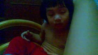 kantoi ~when ilham feel sleepy @ notty boy mamai