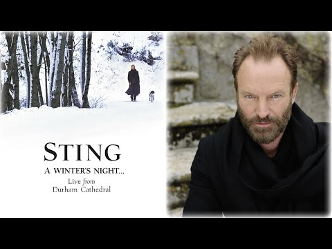 Sting: A Winter's Night... Live from Durham Cathedral [FHD 1080]