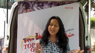 Toppo Top Girl Indonesia Jakarta  SMA 64 Jaktim / Fildza )