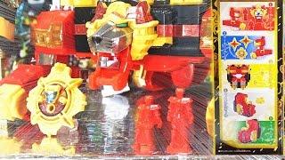 こんにちわ、ようへいDXです。8月9日発売 手裏剣戦隊ニンニンジャー ミ...