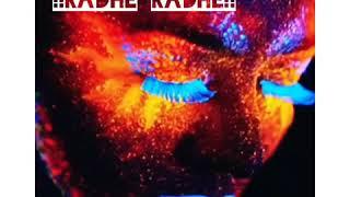 Radhakrishna basuri flute music remix.slow motion