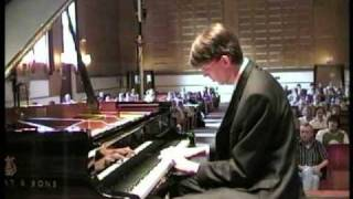 Bach/Busoni - Prelude and triple fugue BWV552 ''St Anne'' (Lorenzo Cossi) part1