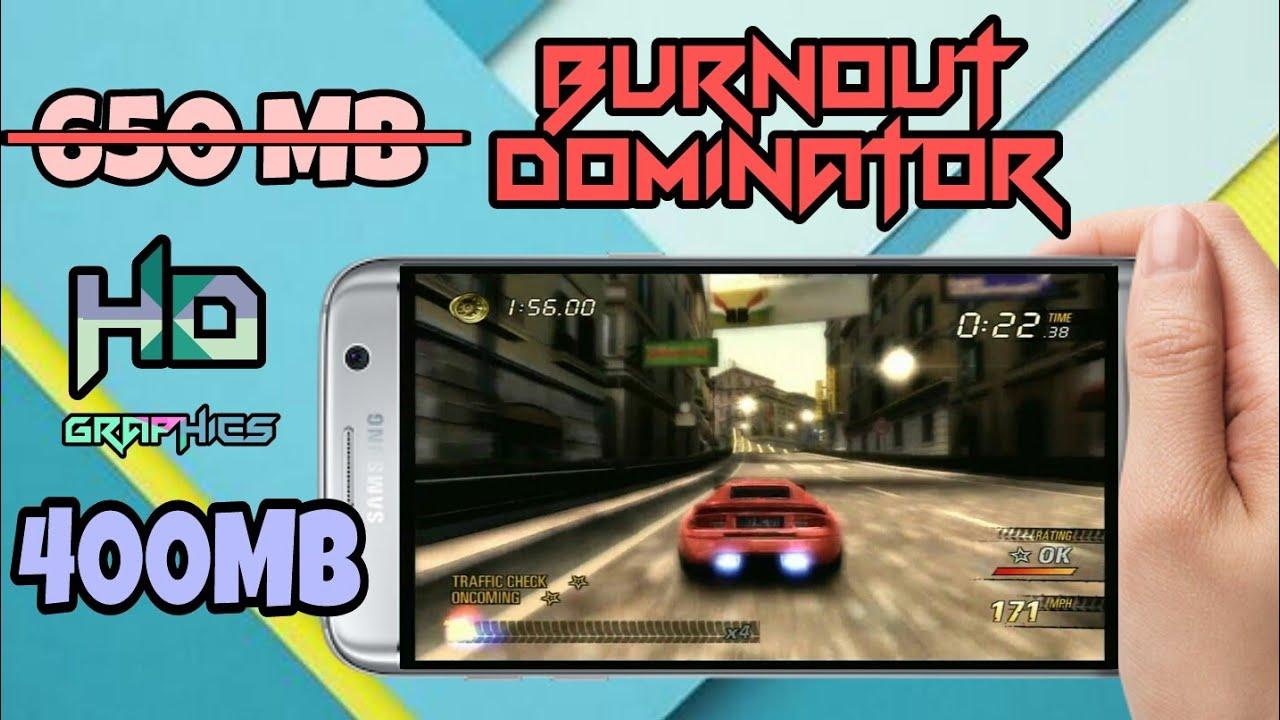 💣 Burnout dominator psp iso free download | Download Burnout