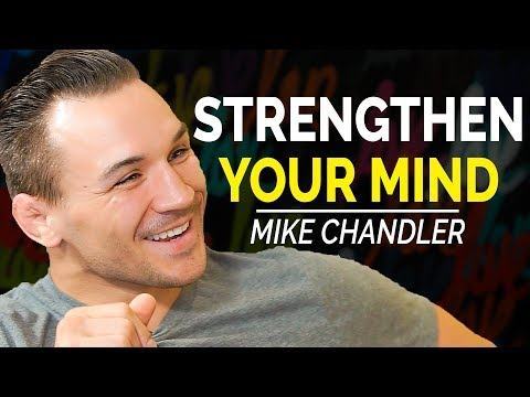 Train Your Mind to Win with MMA Champion Mike Chandler and Lewis Howes