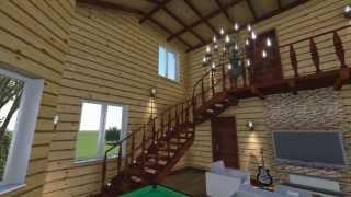 видео Проекты домов в стиле минимализм в Саранске