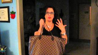 Louis Vuitton Neverfull Review - requested video