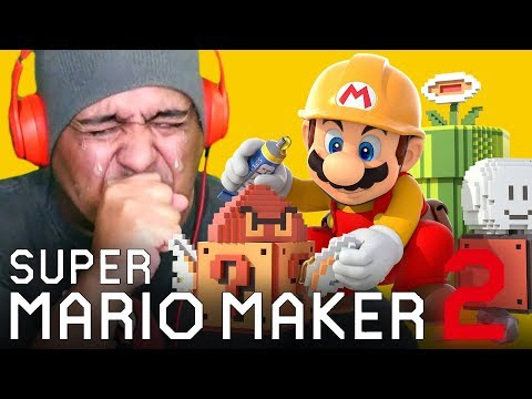 SUPER MARIO MAKER 2 IS HERE!!!! EARLY!! LET