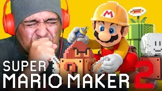 SUPER MARIO MAKER 2 IS HERE!!!! EARLY!! LET'S PLAY THIS!!!