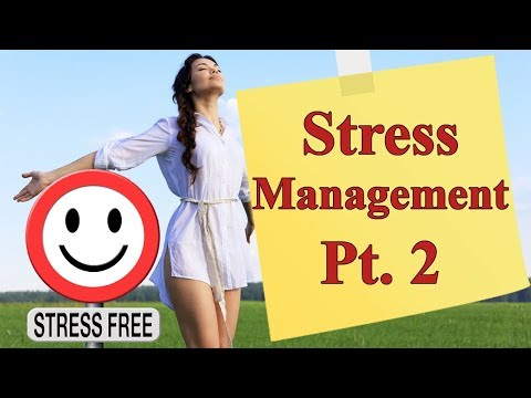 Stress Management Ways To Relieve Stress - Quick Advice