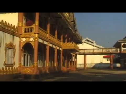 Myanmar Asia Vacation Travel Video Guide