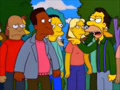 Stephen Hawking en los Simpsons! (Audio Latino)