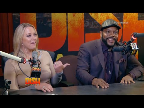 'The Walking Dead' Star Chad L. Coleman Dishes With Dish Nation!