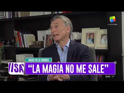 Macri sobre el video de Cristina Kirchner