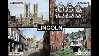 I'm in Lincoln, England!