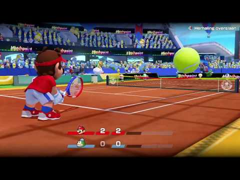 Switch Upcoming Private Cheats Mario Tennis Aces Teaser