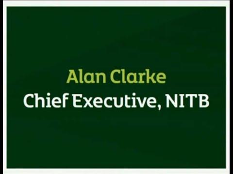 NITB Tourism Conference 2014 Alan Clarke NITB