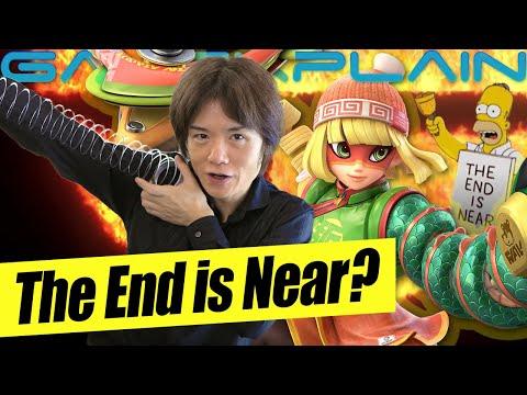 Sakurai Suggests Smash Bros. DLC Ending with Vol. 2 + Min Min's Development Details