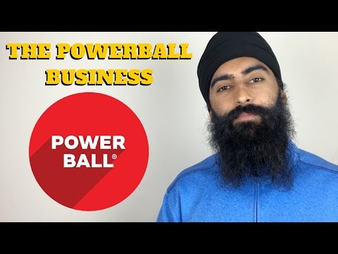 EXPOSED - The Powerball Business & How To Win Powerball | Minority Mindset - Jaspreet Singh