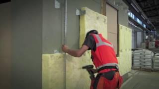 Stofix Brick Slip Cladding System Installation Video