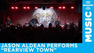 Jason Aldean performs Rearview Town at Opry City Stage for The Highway
