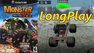 Monster 4x4: Masters of Metal - Longplay Full Gameplay Walkthrough Campaign (GameCube, Ps2)