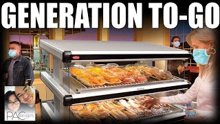 GENERATION TO-GO – Surviving in a New Era of Take-Out, Delivery, and Self-Serve Foodservice Industry