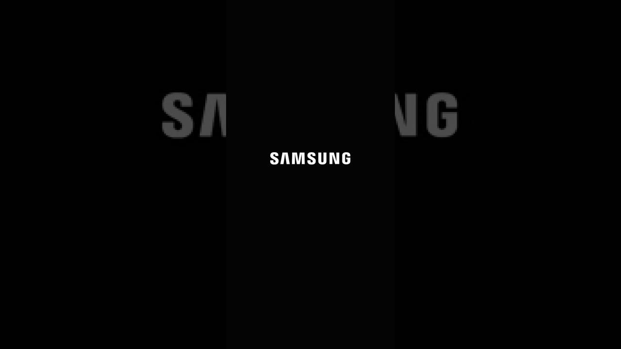 SAMSUNG GALAXY S9 STARTUP SOUND