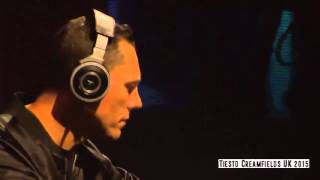 FTampa - Strike It Up [Tiesto Live @ Creamfields 2015]