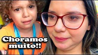 O QUE ACONTECEU NO FINAL DA CORRIDA SURPREENDEU A TODOS CHOREI MUITO