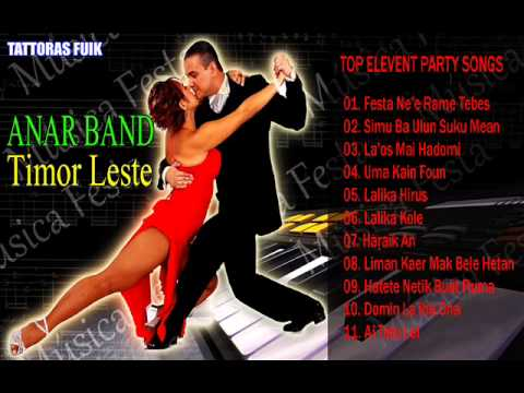 TOP ELEVEN PARTY SONGS - Timor Leste