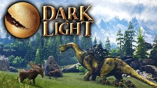 Dark and Light - Character Creation, Crafting, and Magic! (Dark and Light Gameplay Part 1)