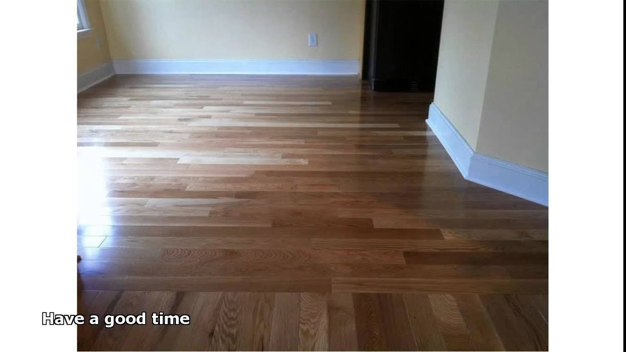 hardwood flooring reviews - youtube