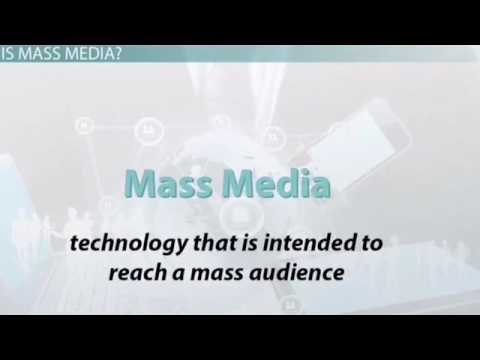 pros and cons of mass media