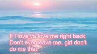 Shaggy - I need your love ft. Mohombi, Faydee, Costi (lyrics)