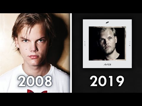 How Avicii's Music Has Changed Over Time (2008 - 2019)