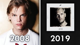 Gambar cover How Avicii's Music Has Changed Over Time (2008 - 2019)