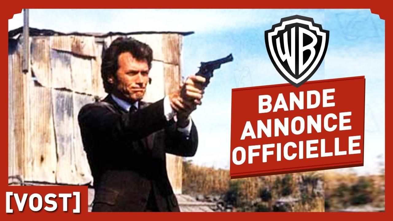 L'Inspecteur Harry - Bande annonce Officielle (VOST) - Clint Eastwood