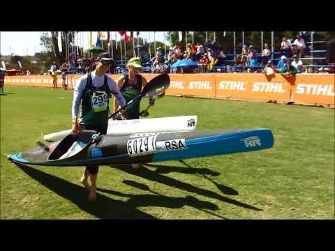 ICF World Marathon Champs 2017- Master's Cup