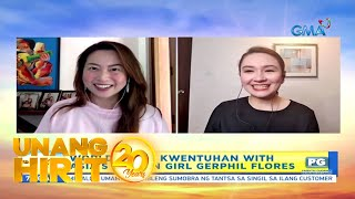 Unang Hirit: Morning Chikahan with Asia's Golden Girl Gerphil Flores