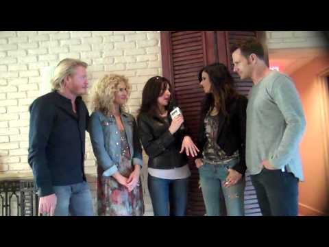 Little Big Town #1 Party for