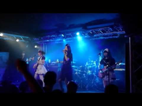 BAND-MAID / FREEZER Live @ La Boule Noire - Paris / 16.10.2016